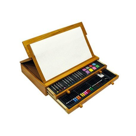 Estuche pintura lidercolor madera cofre 74139 - Pinturas de madera ...