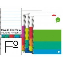 Bloc Liderpapel Folio serie Dream rayado