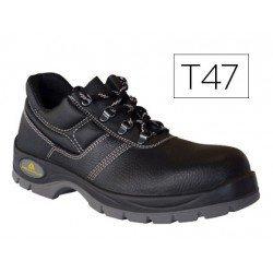 Zapatos de seguridad Piel DeltaPlus talla 47