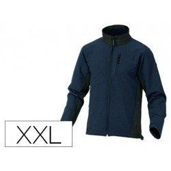 Chaqueta DeltaPlus poliester-elastano talla XXL