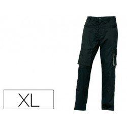 Pantalón trabajo DeltaPlus con forro talla XL