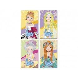 Cuaderno de actividades Mini Princesas Nancy (NO SE PUEDE ELEGIR)