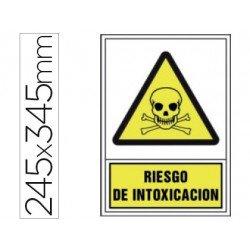 Señal Syssa riesgo intoxicacion