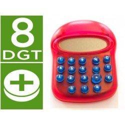 Calculadora imac fantasia rojo