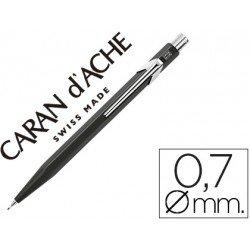 Portaminas marca Caran d'Ache 844 classic line negro