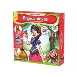 Juego de mesa Blancanieves Falomir juegos