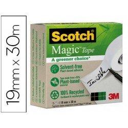 Cinta adhesiva Scotch-magic invisible