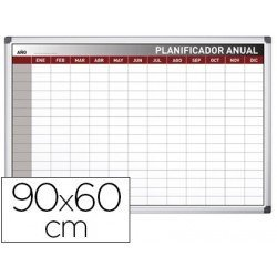 Planning Anual Rotulable Magnético 90x60 Rocada