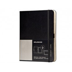 Funda Moleskine Ipad Air negra