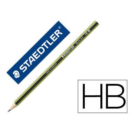 Lapiz de grafito Staedtler Wopex ecologico Hb