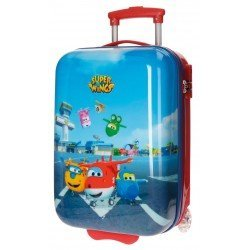 Maleta de cabina rigida Super Wings 31x50x20cm