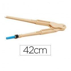 Compas para encerado Faibo plastico 42 cm con adpatador
