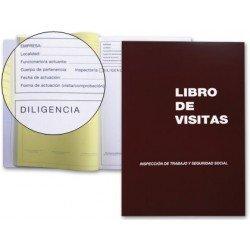 Miquelrius Libro de visitas tamaño Folio