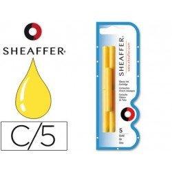 Cartuchos de tinta Sheaffer Classic oro