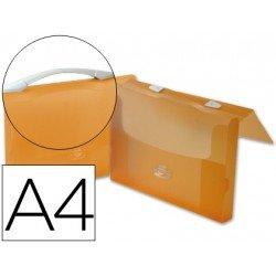 Cartera portadocumentos Beautone Broche polipropileno Din A6