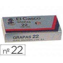 Grapas El Casco nº 22