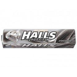 Caramelos Halls menta extrafuerte