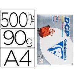 Papel multifuncion laser color DCP Din A4 90 g/m2