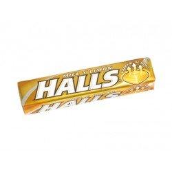 Caramelos Halls miel y limon