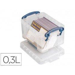 Organizador de almacenaje Archivo 2000 0,30 l