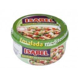 Ensalada mediterranea preparada Isabel