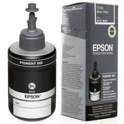 Recarga de Tinta Epson T7741 Eco Tank Negro 140 ml