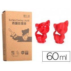 Recubrimiento 3d Colido rojo 60 ml