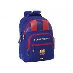 Mochila Doble F.C. Barcelona Sin Carro 32x15x42 cm 1º equipacion