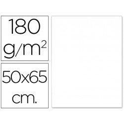 Cartulina Blanco Liderpapel 50x65 cm 180 gr