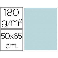 Cartulina Liderpapel 180 g/m2 azul