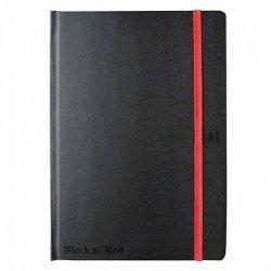 Cuaderno Agenda Oxford Tapa Extradura Semana Pagina Negro