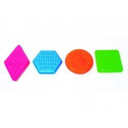 Almohadillas para equilibrio Formas Geometricas marca Amaya