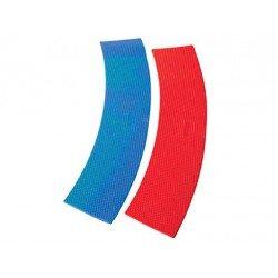 Curva de caucho antideslizante set de 10 unidades marca Amaya