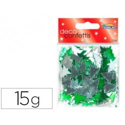 Confeti Decoracion con motivos navideños 15 gr