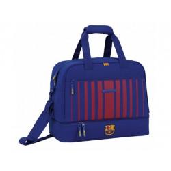 Bolsa Deporte F.C. Barcelona 1ª Equipación 17/18 48x27x38 zapatillero