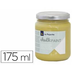 Pintura Acrilica La Pajarita Efecto Tiza Dijon 175 ml Chalk Paint
