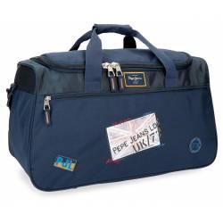 Bolsa de viaje 52x29x29 cm en Poliester Pepe Jeans Scarf